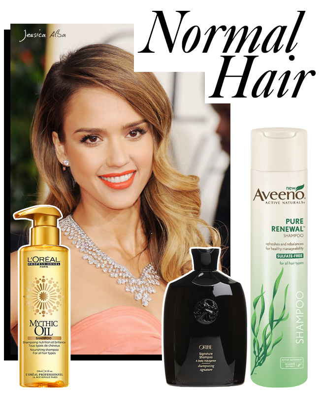 Find The Best Shampoo For Your Hair Type Daily Makeover Stylecaster