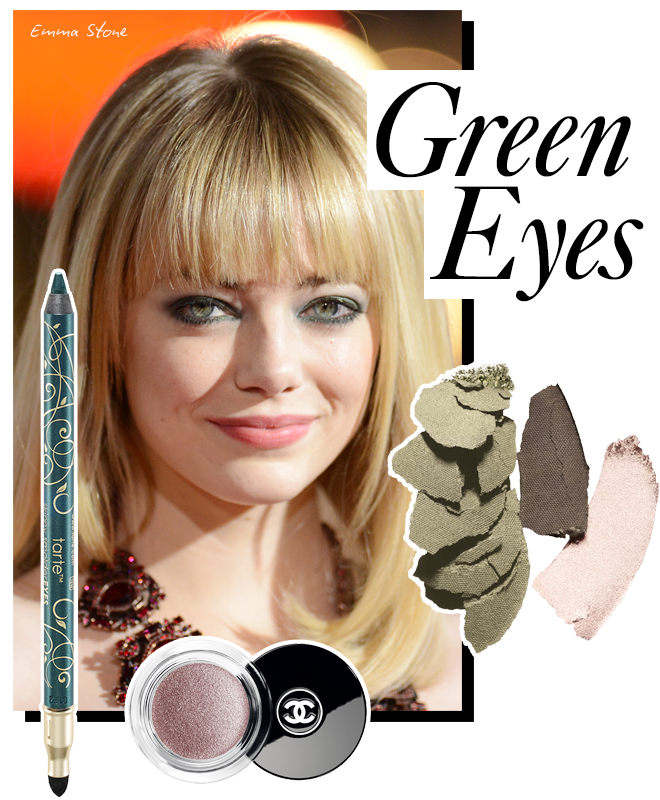 Find The Best Makeup For Your Eye Color Stylecaster