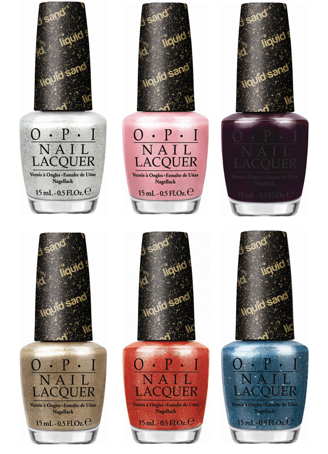 Who Knew? It Takes 8 Hours To Name A New OPI Nail Polish Collection ...