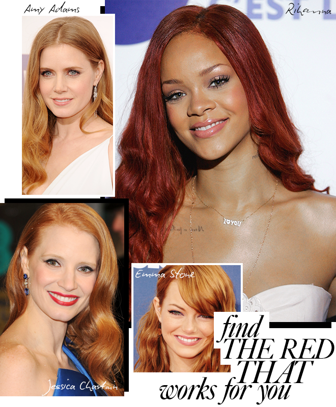 Can You Pull Off Red Hair Stylecaster