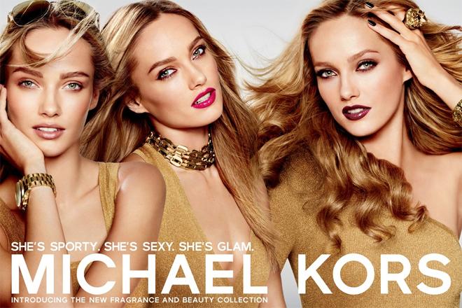 Michael Kors' new beauty line