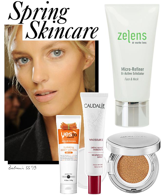 Spring Skin Care: Your Spring Skincare Checklist