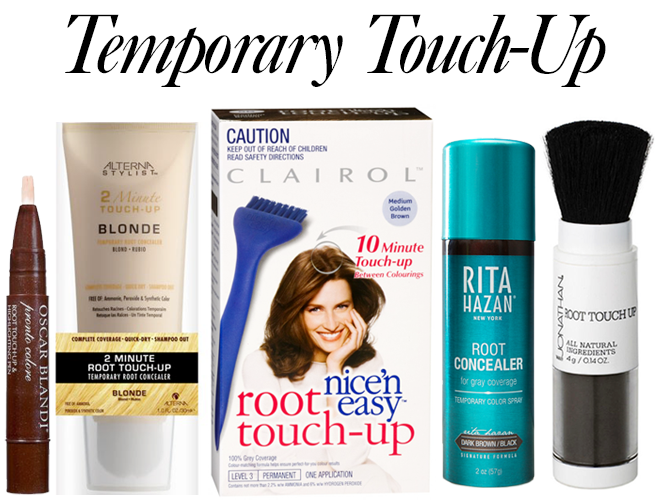 Root Touch Up Products