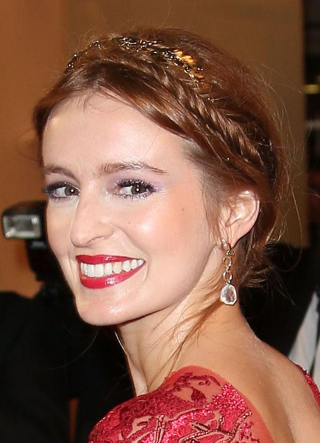 Ahna O'Reilly Cannes braid