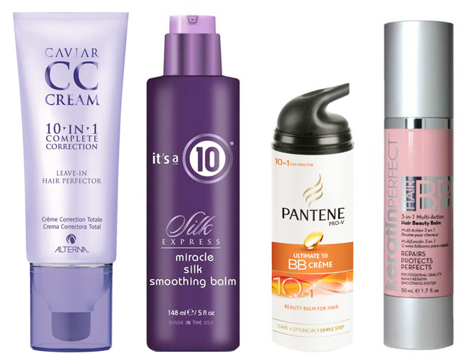 Should You Be Using A Bb Cream For Your Hair Stylecaster