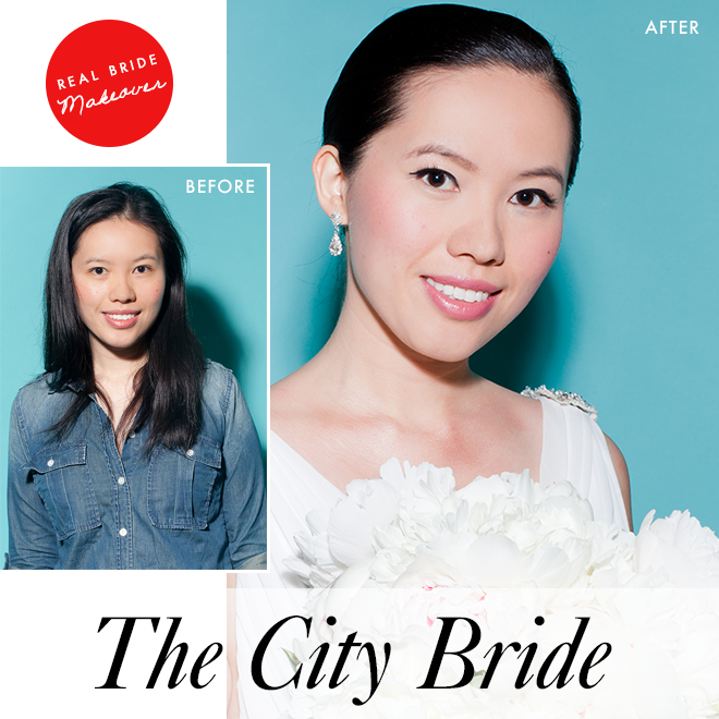 The city bride