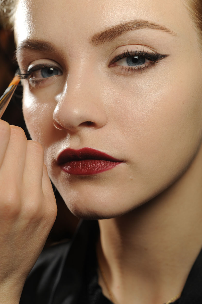smalldolce gabbana 4144 aw14 pw 7 New Makeup Techniques To Try Today
