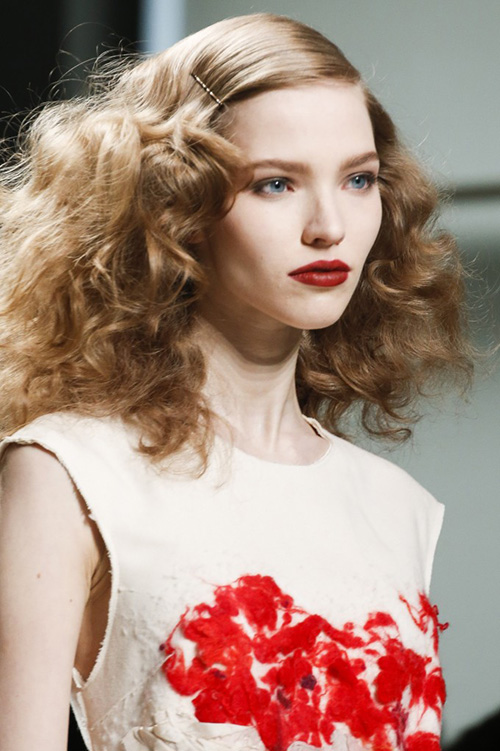 Get big, beautiful, runway-ready hair