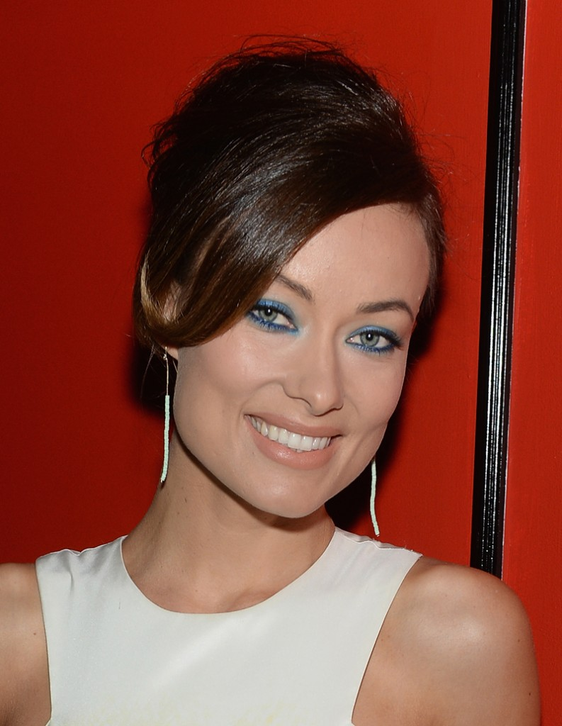 Marie Claire Honors Olivia Wilde And Her April Cover At NYC's The General