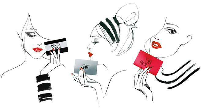 Sephora's new Beauty Insider program now includes a Rouge tier