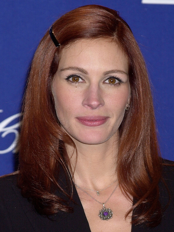 A Ranked List Of Julia Roberts Best And Worst Hair Color Moments