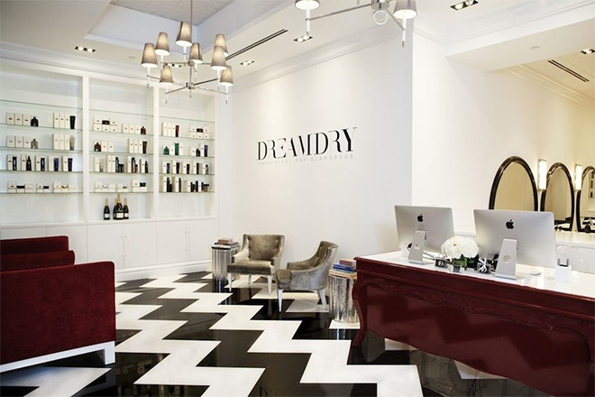 DreamDry's Flatiron salon
