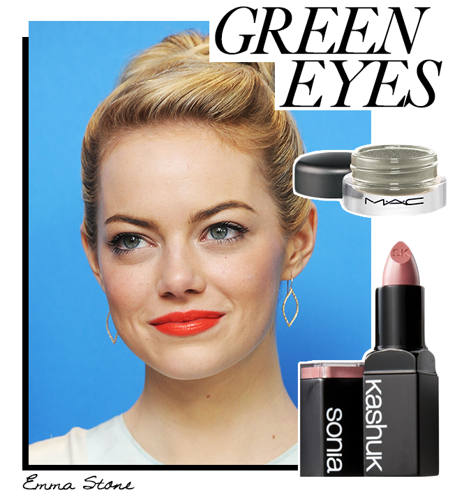The Best Eye Makeup For Green Eyes Stylecaster