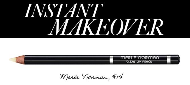 Merle Norman Clear Lip Pencil