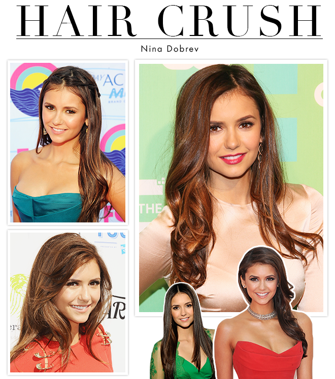 Secrets To Nina Dobrevs Hair Perfection Stylecaster