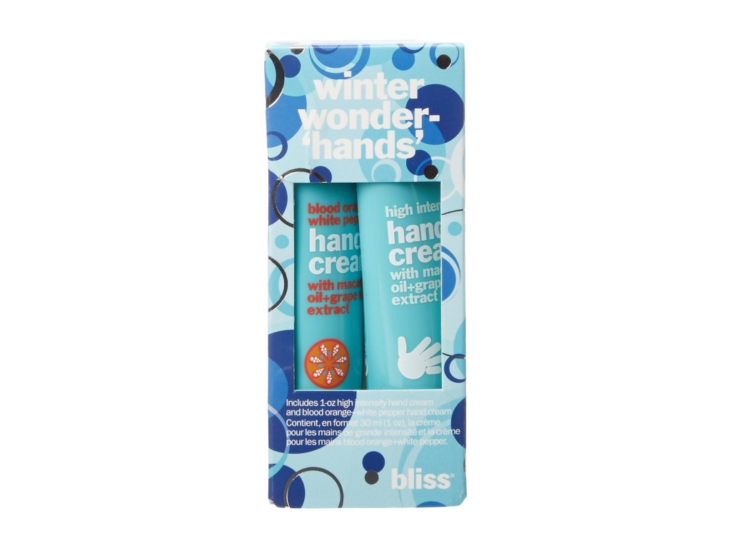 This 2-for-1 hand cream set is perfect for winter.