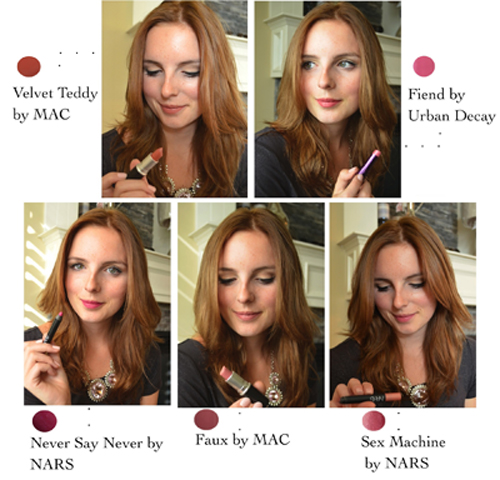 lips resized1 5 Natural Looking Lip Colors Every Woman Should Own