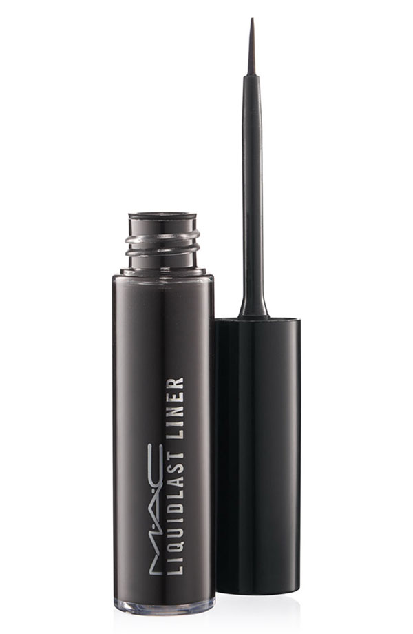 Make sure you pack this liquid liner.