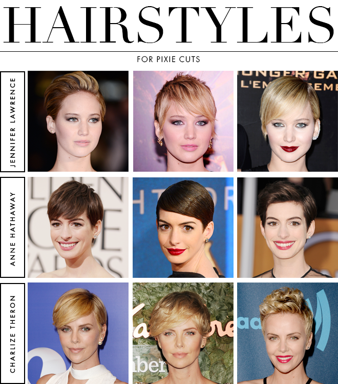 Gorgeous And Seriously Simple Ways To Style Your Pixie Cut