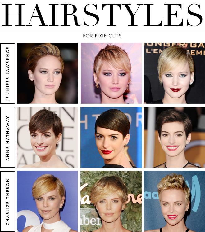 pixie haircuts