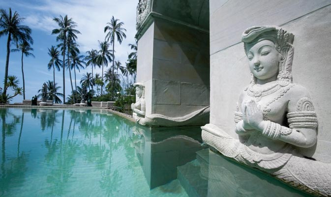 luxury beach resort thailand001 01 The 10 Best Wellness Spas Around the World