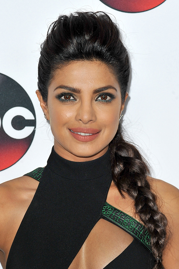 priyanka 5 Rules of Messy Braids That Actually Last