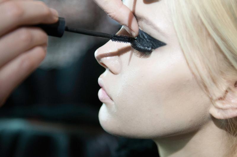 Oscar Carvallo : Backstage - Paris Fashion Week - Haute Couture S/S 2014