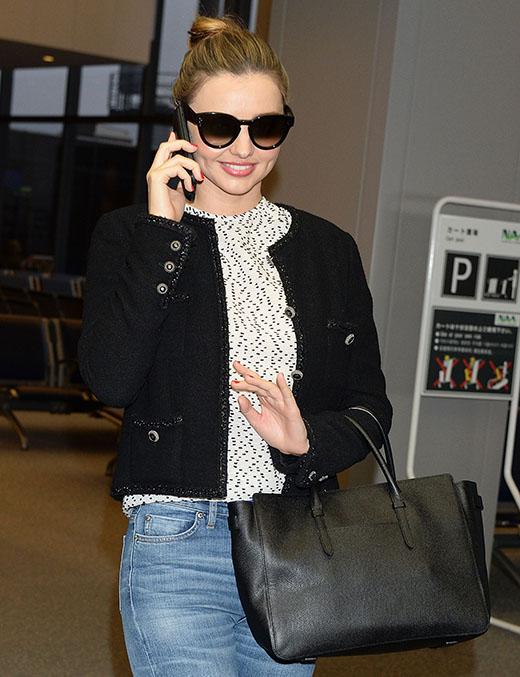 Miranda Kerr Sighting In Tokyo