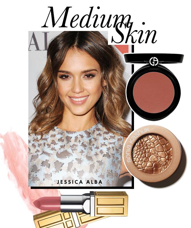 The Best Makeup For Medium Skin Stylecaster