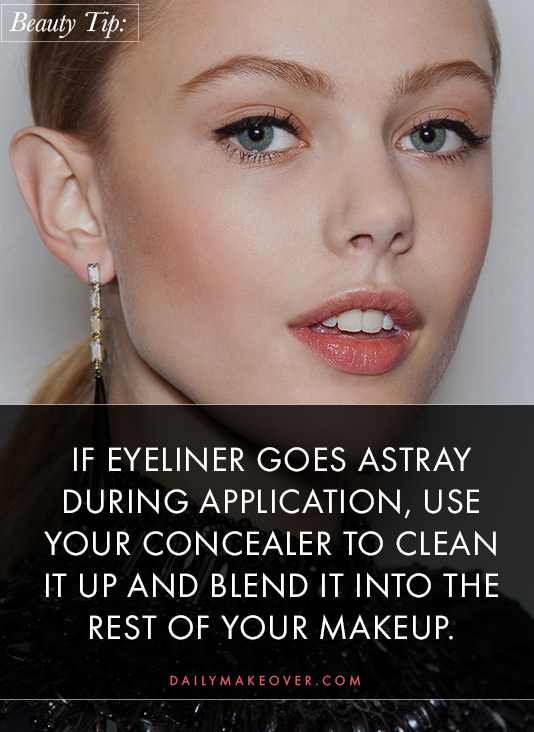 eyeliner tips pinterest 04 Liquid Liner 101: All the Tips and Tricks You Need for Perfect Application