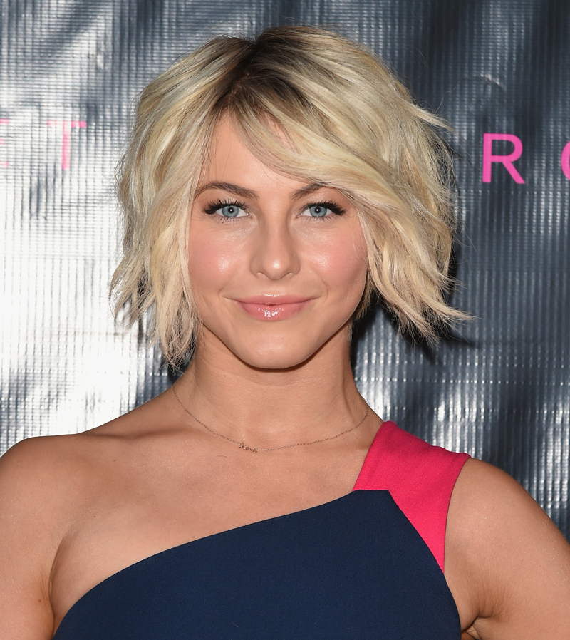 Did Julianne Hough Just Steal Jennifer Lawrences Hairstyle