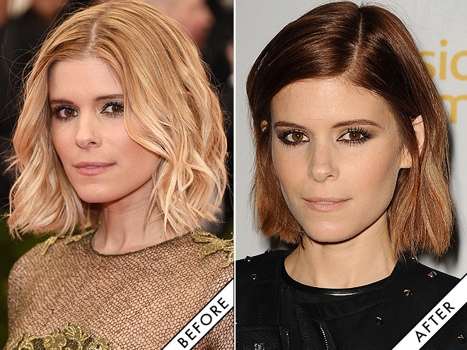 Kate Mara Makeover