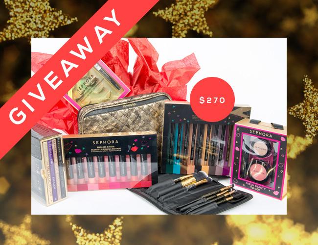 Sephora giveaway