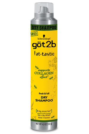 fat tastic dry shampoo Im Finally A Dry Shampoo Convert