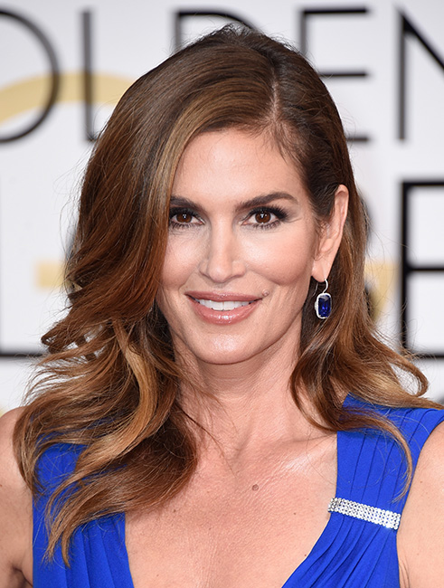 News Cindy Crawford Goes Unretouched The Scoop On Virtual