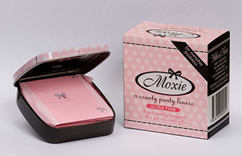 Moxie Scanty Panty Liners