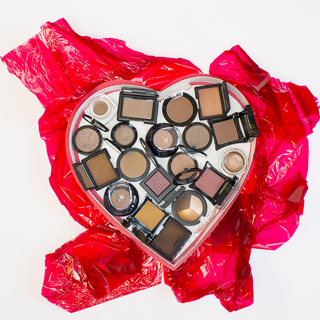 The Best Chocolate Eyeshadows For Valentine S Day Stylecaster