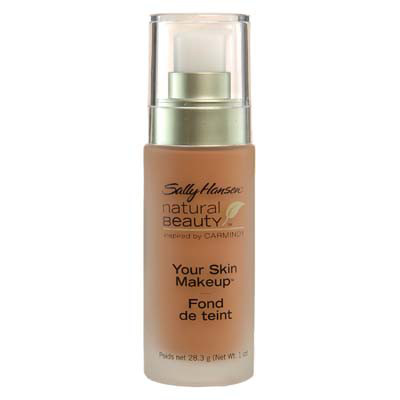 Sally Hansen Natural Beauty Inspired By Carmindy Your Skin Makeup