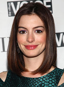 Anne Hathaway at the 2009 Obie Awards