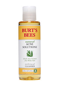 Burt's Bees Natural Acne Solutions Cleanser
