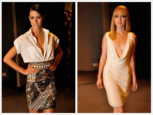 Carmen Marc Valvo - final looks - New York Fashion Week Spring 2010