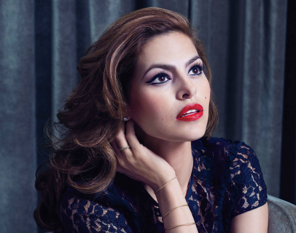 Eva Mendes' New Makeup Line is Amazing | StyleCaster