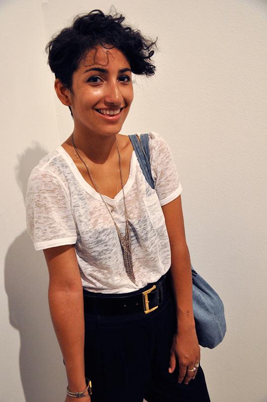 Jazmin Garcia street fashion blog