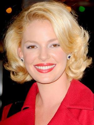 Katherine Heigl December 11 2008