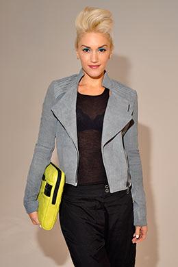 L.A.M.B -Gwen Stefani - New York Fashion Week Spring 2010
