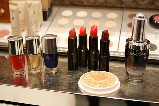 Lancome Fall Trends - cosmetics