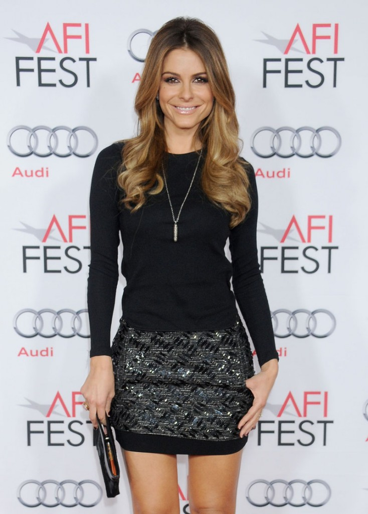 Maria Menounos sips her way to a better body.