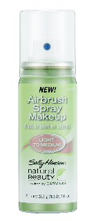 Sally Hansen Natural Beauty Airbrush Spray Makeup