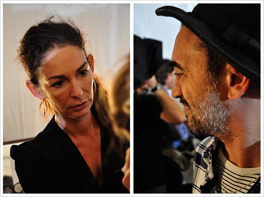 Tommy Hilfiger - Eugene Soleiman and Lisa Butler - Spring 2010 Fashion Week