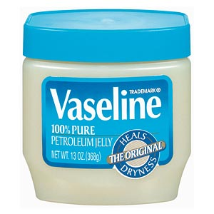 vaseline petroleum jelly Stick It In The Fridge